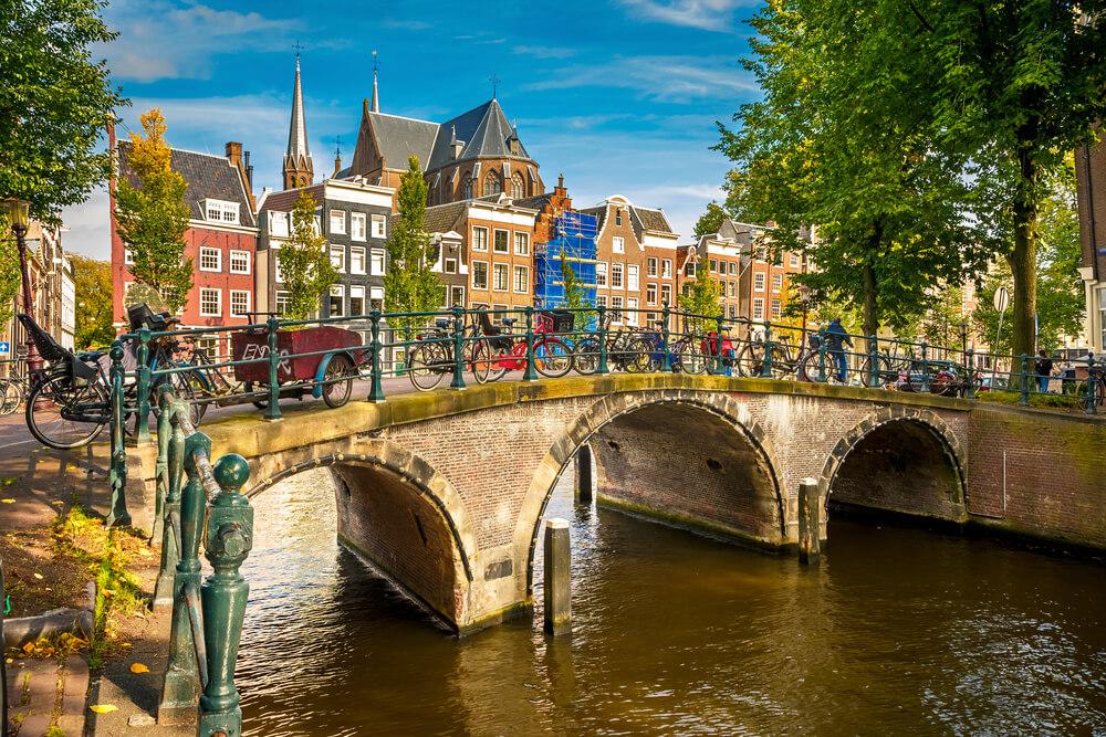 Amsterdam startup scene