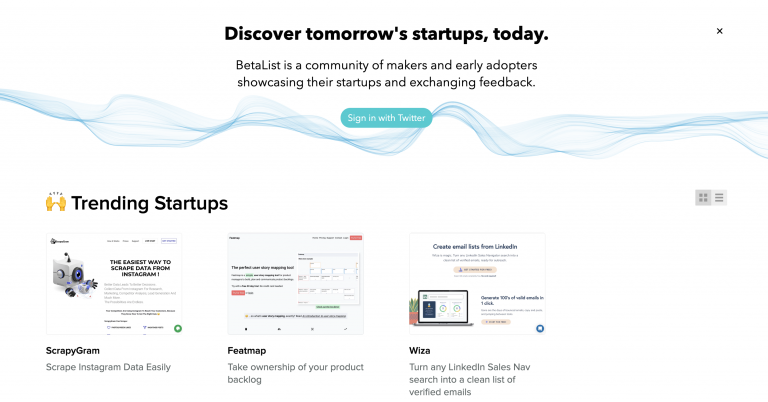 How to succeed on Betalist