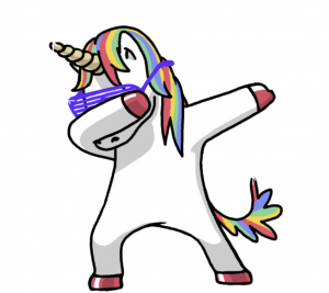 Real Unicorns Dab