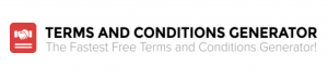 Best Terms and Conditions Generator