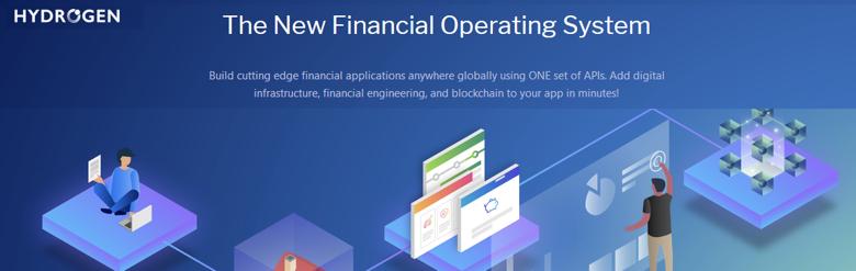 Hydrogen blockchain financial operating system